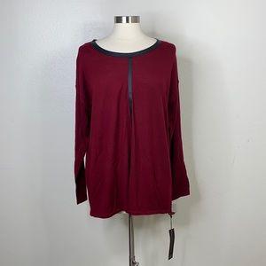 FENN WRIGHT MANSON 100% Merino Wool Sweater, NWT